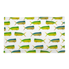Mahi Print Pillow Case