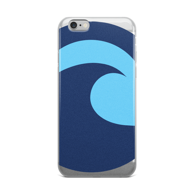 Ocean Life Icon iPhone Case