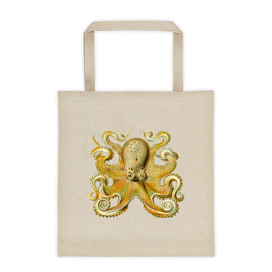 Twisted Tentacles Octopus Tote bag