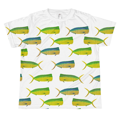 Mahi Print Youth T-shirt