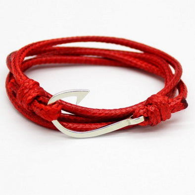 Fishing Hook Bracelet