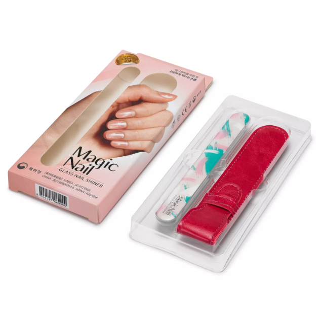 Magic Nail Glass Nail Shiner