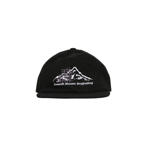 Black Scaffolding 6-Panel Hat