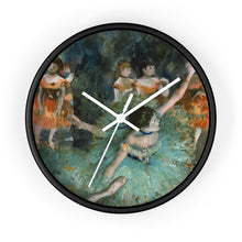 "Load image into Gallery viewer, Edgar Degas ""The Green Dancers"""