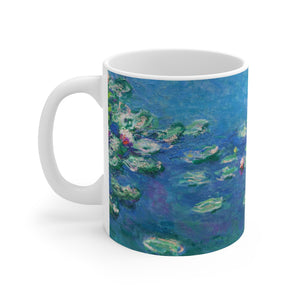"Claude Monet ""Water Lilies"" Coffee Mug"