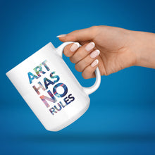 Load image into Gallery viewer, Art Has No Rules Coffee Mug
