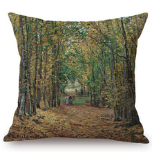 Load image into Gallery viewer, Camille Pissarro Inspired Cushion Covers