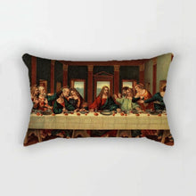 Load image into Gallery viewer, Leonardo Da Vinci Inspired Cushion Covers The Last Supper - 11.8X19.6In/30X50Cm Cushion Cover