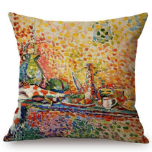Henri Matisse Inspired Cushion Covers Still Life Ii Cushion Cover