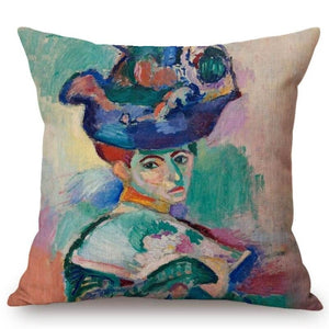 Henri Matisse Inspired Cushion Covers Madame Cushion Cover