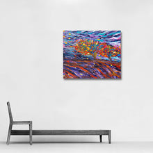 Load image into Gallery viewer, September Wind painting by Chiara Magni