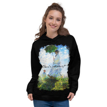 "Load image into Gallery viewer, Claude Monet ""Madame Monet and Her Son"" Unisex Hoodie"