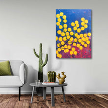 Load image into Gallery viewer, Mimosa Flower painting by JV Fiori