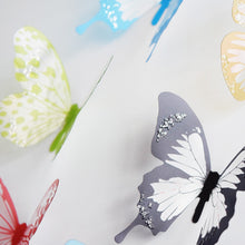 Load image into Gallery viewer, 18pcs Butterfly Wall Stickers