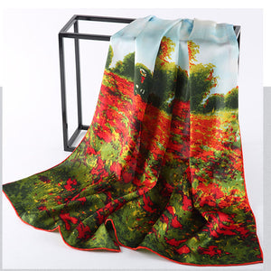 Silk Scarf - Various Artworks