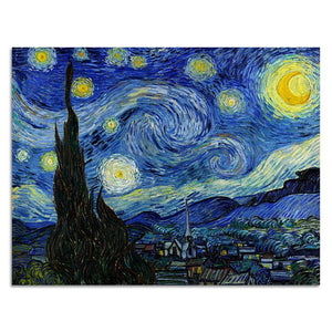 "Vincent van Gogh ""Starry Night"" Wall Art"