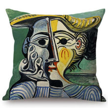 Load image into Gallery viewer, Pablo Picasso Inspired Cushion Covers T180-4 Cushion Cover
