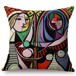 Pablo Picasso Inspired Cushion Covers T180-1 Cushion Cover