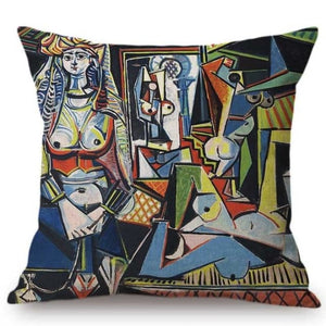 Pablo Picasso Inspired Cushion Covers T180-2 Cushion Cover