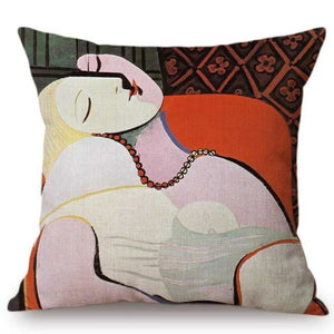 Pablo Picasso Inspired Cushion Covers T180-5 Cushion Cover