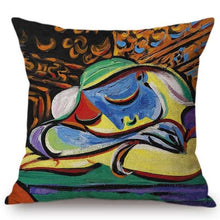 Load image into Gallery viewer, Pablo Picasso Inspired Cushion Covers T180-6 Cushion Cover