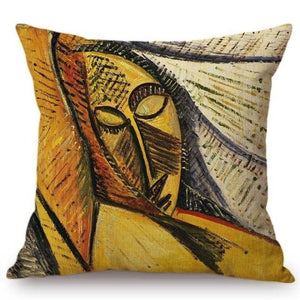 Pablo Picasso Inspired Cushion Covers T180-7 Cushion Cover