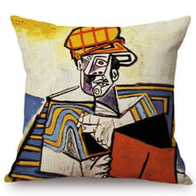 Load image into Gallery viewer, Pablo Picasso Inspired Cushion Covers T180-8 Cushion Cover