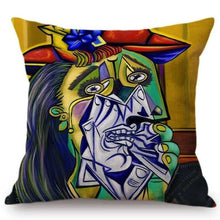 Load image into Gallery viewer, Pablo Picasso Inspired Cushion Covers T180-9 Cushion Cover