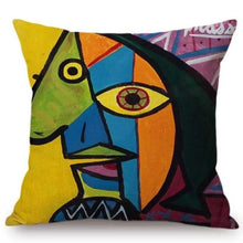 Load image into Gallery viewer, Pablo Picasso Inspired Cushion Covers T180-10 Cushion Cover
