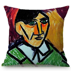 Pablo Picasso Inspired Cushion Covers T180-12 Cushion Cover