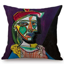Load image into Gallery viewer, Pablo Picasso Inspired Cushion Covers T180-14 Cushion Cover