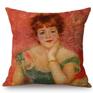 Auguste Renoir Inspired Cushion Covers 10 Cushion Cover