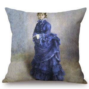 Auguste Renoir Inspired Cushion Covers 13 Cushion Cover