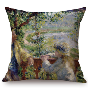Auguste Renoir Inspired Cushion Covers 14 Cushion Cover
