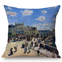 Auguste Renoir Inspired Cushion Covers 15 Cushion Cover