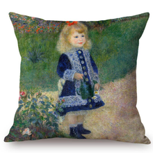 Auguste Renoir Inspired Cushion Covers 4 Cushion Cover