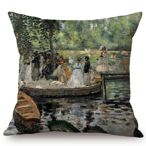 Auguste Renoir Inspired Cushion Covers 20 Cushion Cover