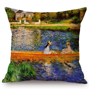 Auguste Renoir Inspired Cushion Covers 21 Cushion Cover