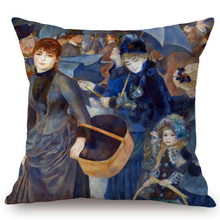 Auguste Renoir Inspired Cushion Covers 22 Cushion Cover