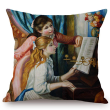 Auguste Renoir Inspired Cushion Covers 23 Cushion Cover