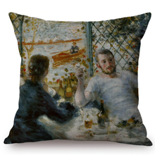 Auguste Renoir Inspired Cushion Covers 5 Cushion Cover