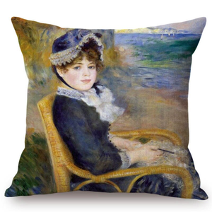 Auguste Renoir Inspired Cushion Covers 7 Cushion Cover