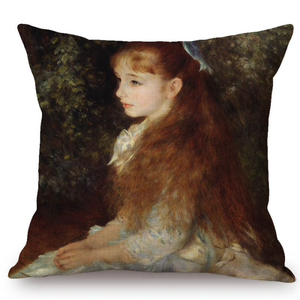 Auguste Renoir Inspired Cushion Covers 8 Cushion Cover