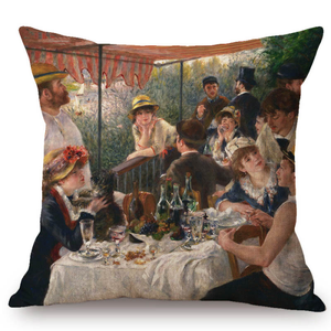 Auguste Renoir Inspired Cushion Covers 3 Cushion Cover