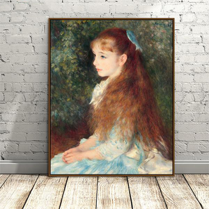 "Auguste Renoir ""Little Irene"" Wall Art"