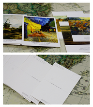 Load image into Gallery viewer, Vincent van Gogh Postcards - 30 sheets/pack