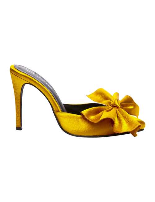 Butterfly Heels (Yellow)