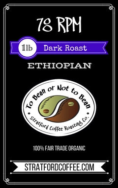 Dark Roasted Ethiopian -