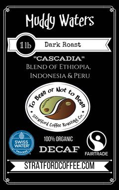 Decaf - Dark Roasted