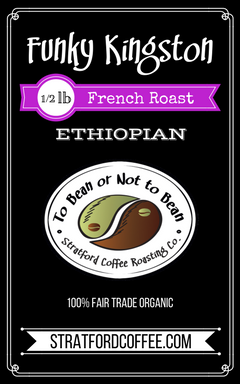 French Roast Ethiopain -